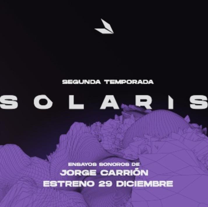 Avance: 2ª temporada Solaris