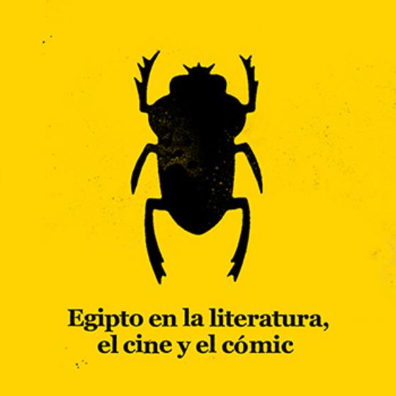 E02 - El antiguo Egipto en la literatura, el cine y los cómics