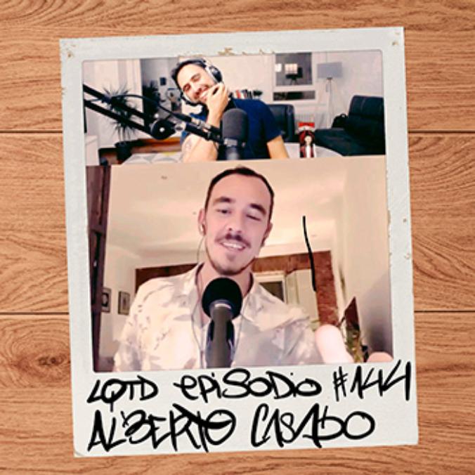 #144: Alberto Casado - Pacto entre canallitas